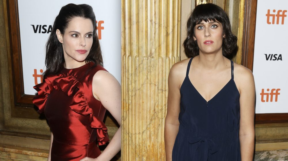 Teddy Geiger is officially dating actress Emily Hampshire, and their Insta pics will make you melt