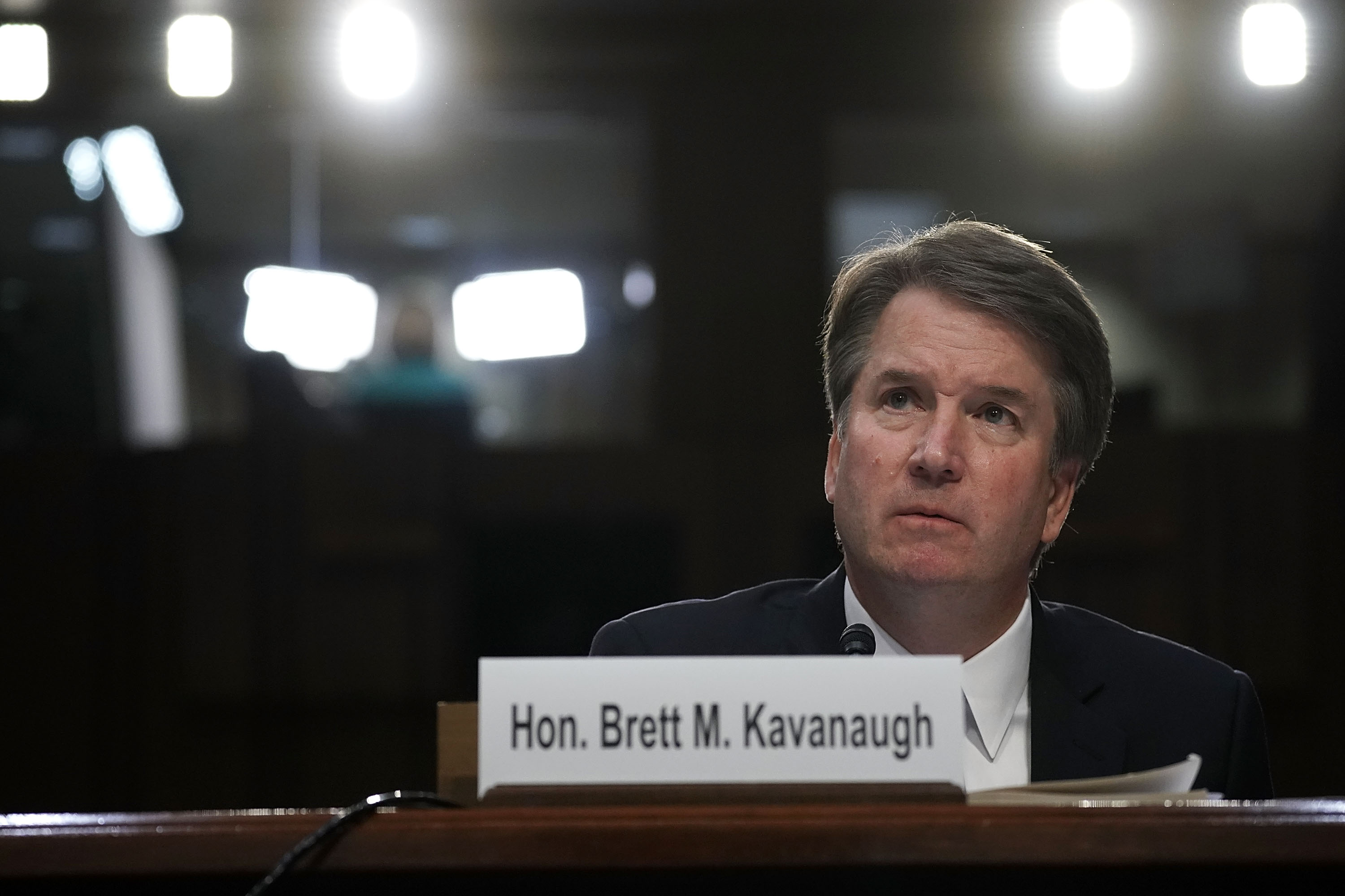 Sexual misconduct allegations have surfaced against Brett Kavanaugh