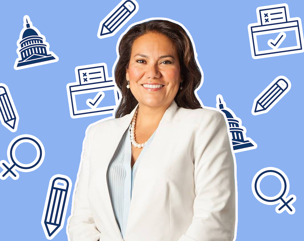 Veronica Escobar is running for Congress to change the way we talk about immigrants and immigration
