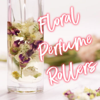 DIY Stress-Relief Perfume Rollers