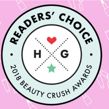 Vote now in HelloGiggles' Beauty Crush Awards: Readers' Choice!