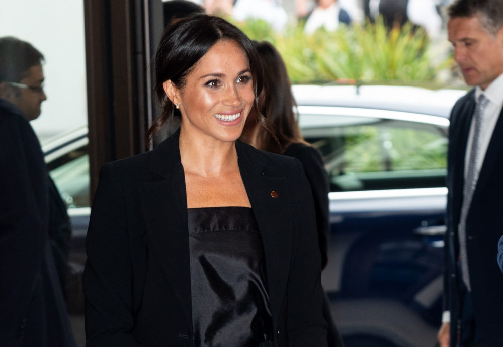 Meghan Markle's first solo project has been announced, and it makes so much sense