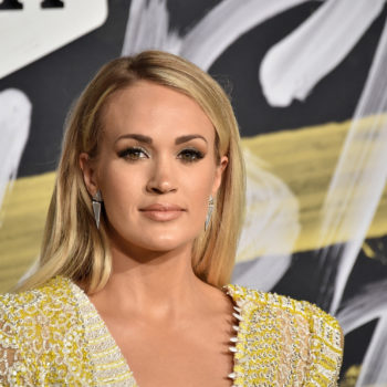 "Carrie Underwood opened up about suffering three miscarriages—""I got mad"""