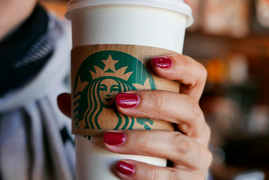 PSA: Starbucks is testing delivery with Uber Eats