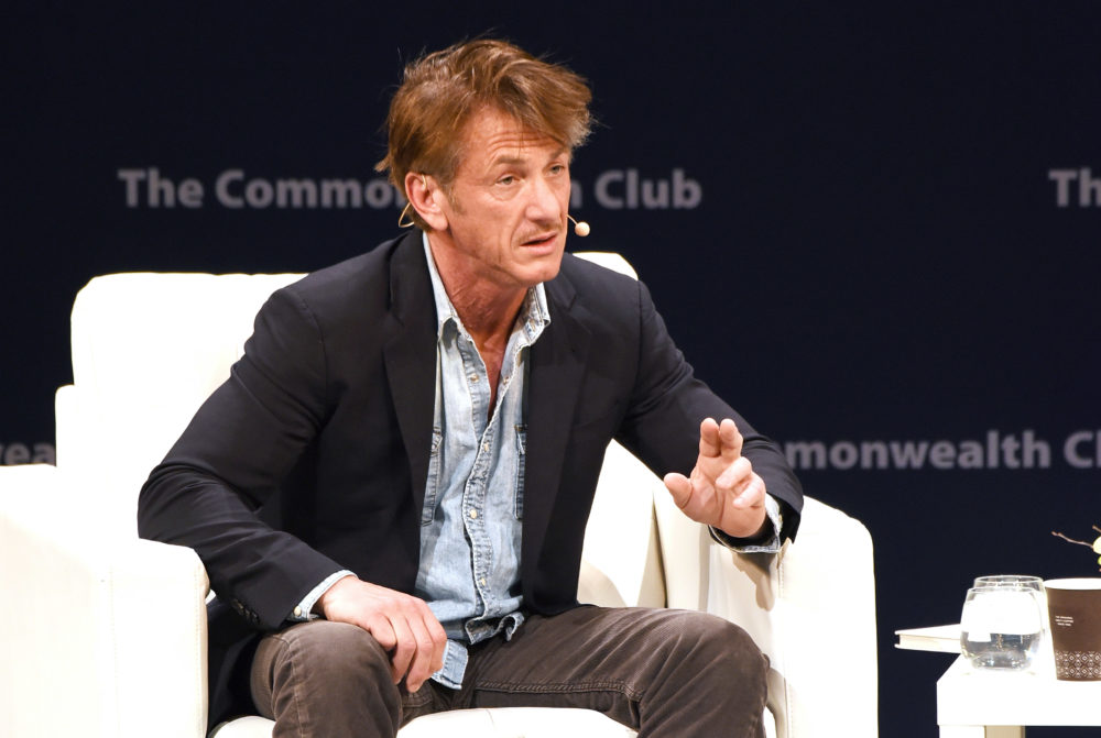 "Sean Penn said the #MeToo movement's purpose is to ""divide men and women,"" and ugh"