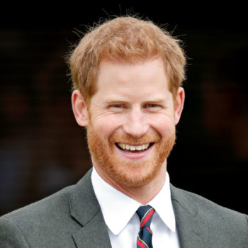 Prince Harry admits even he panics when he bumps into Queen Elizabeth in the halls of Buckingham Palace