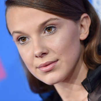Millie Bobby Brown looks like an IRL Disney princess on the 2018 Emmys red carpet