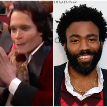 Did Donald Glover show up to the 2018 Emmys as his <em>Atlanta</em> character Teddy Perkins?
