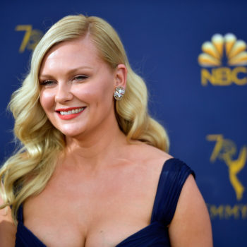 Kirsten Dunst had the most relatable seat-related mishap at the 2018 Emmys