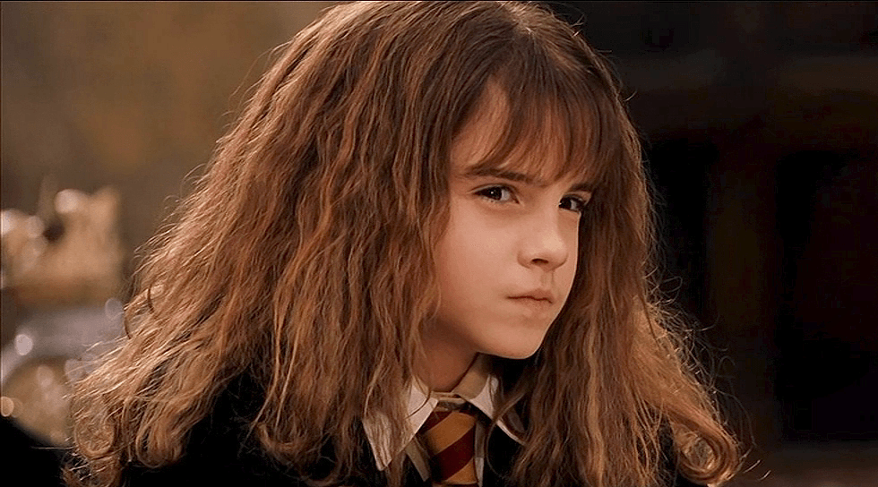 J.K. Rowling confirmed a theory about Hermione's name that you've probably always known was true