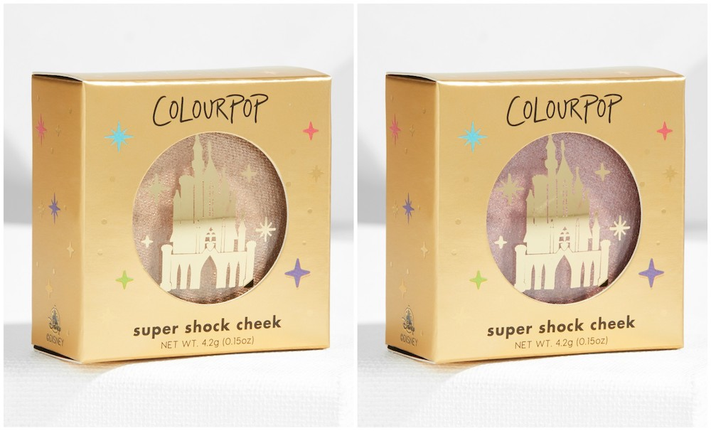Disney Princess lovers will want to get their hands on ColourPop's new collection