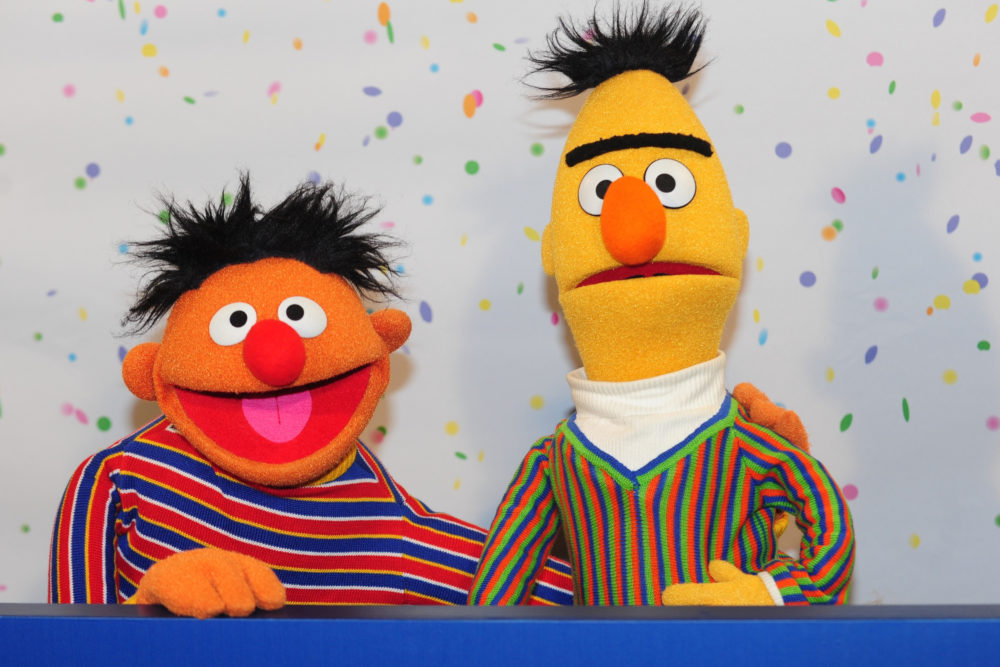 A <em>Sesame Street</em> writer just confirmed that he wrote Bert and Ernie as a gay couple