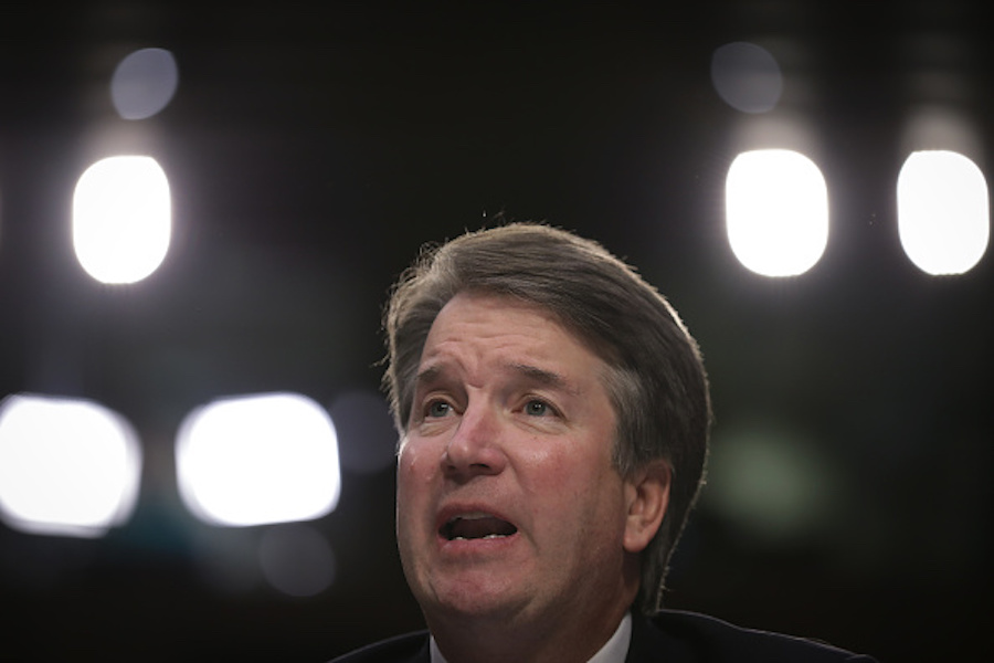 If Brett Kavanaugh and other men accused of sexual assault face lifelong consequences, that's fine with me