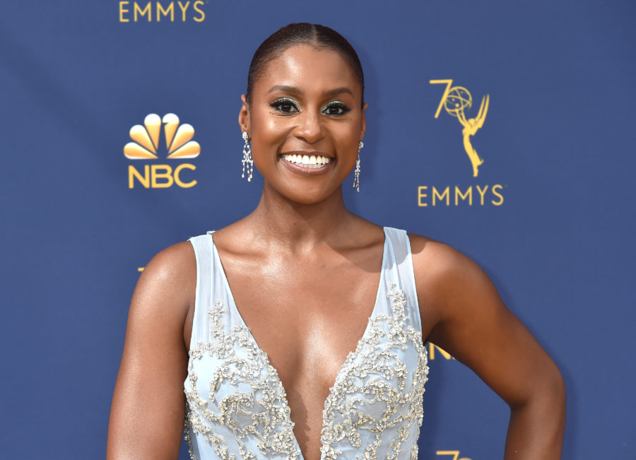 In defense of Issa Rae checking her phone at the Emmys