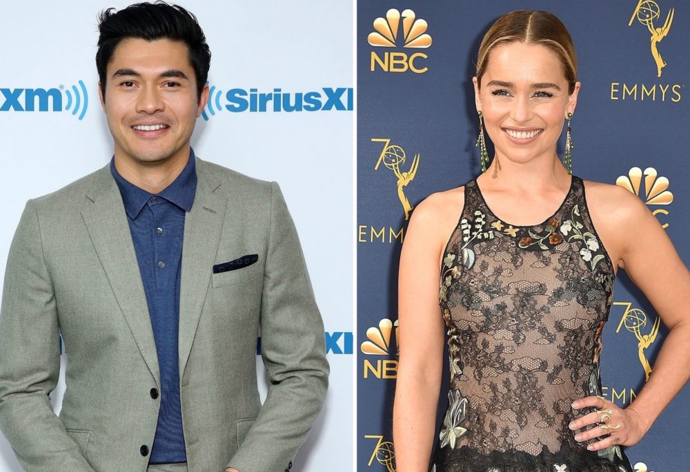 Henry Golding and Emilia Clarke's upcoming holiday romance film will give you <em>Love Actually</em> vibes
