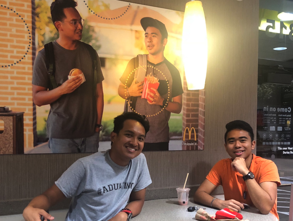 The two guys who put up that fake McDonald's poster are getting a real ad campaign—and a decent paycheck