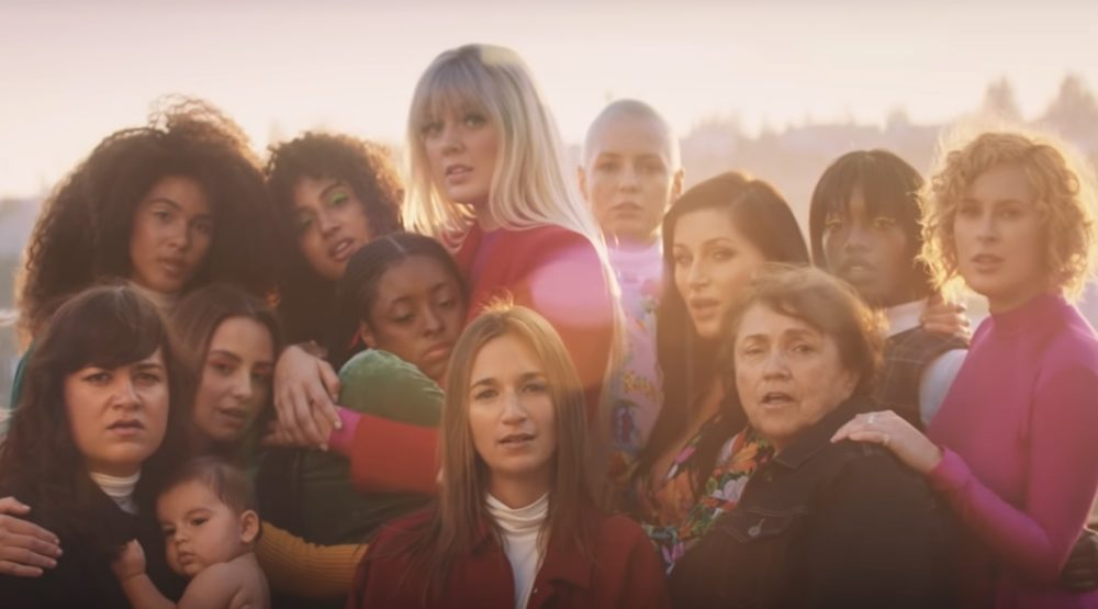 All of the celebs in Cher's feminist AF new music video—because there's a lot