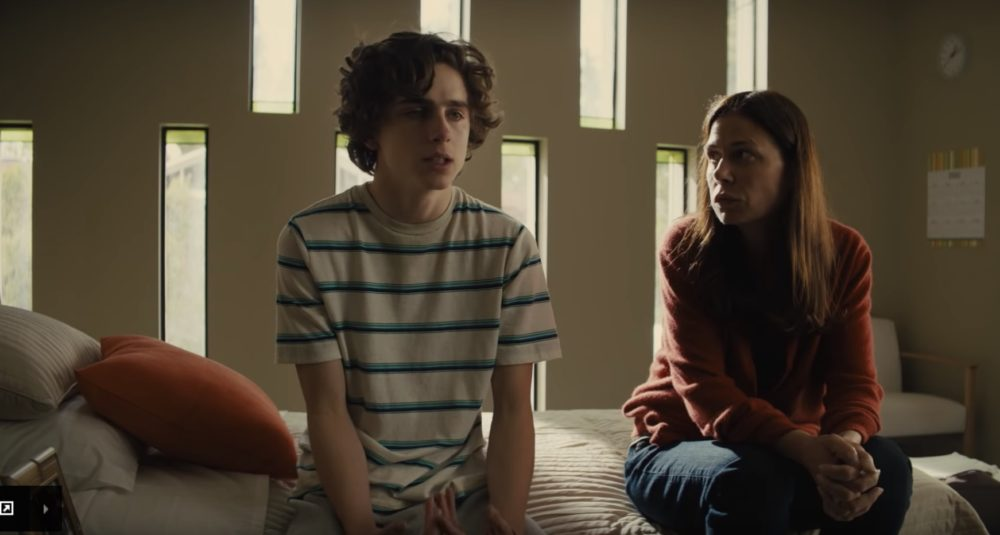 The new <em>Beautiful Boy </em>trailer is here, and give Timotheé Chalamet an Oscar already