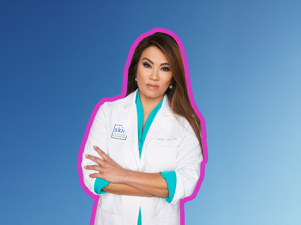 Dr. Pimple Popper tells us how pimple popping videos can make the world a better place