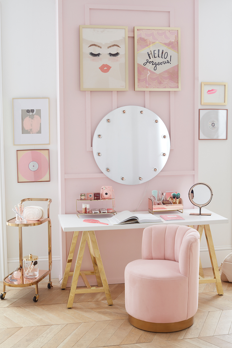 Benefit Cosmetics Launched a Home Decor Collection With PBTeen ... 3c860b613