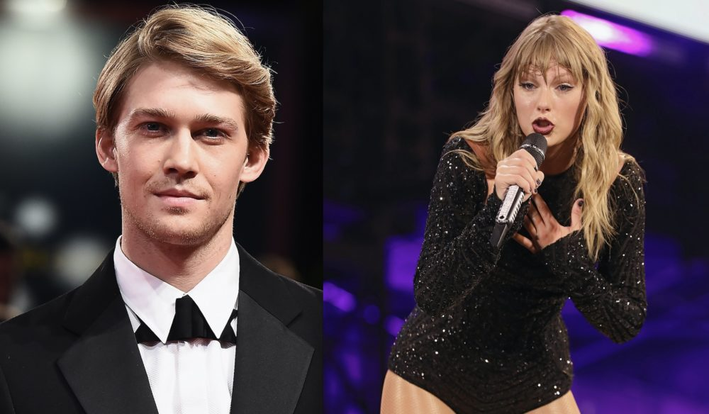 Joe Alwyn opened up about his relationship with Taylor Swift for the first time ever