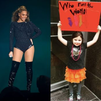 Why taking my daughter to a Beyoncé concert is a necessary rite of passage