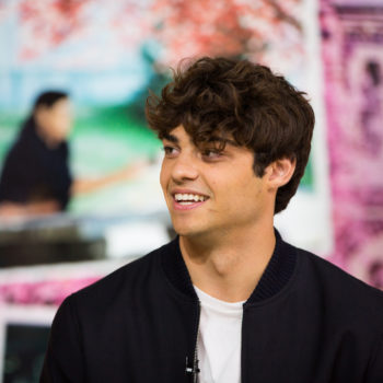"""This photographer used Noah Centineo in these steamy """"boyfriend"""" pics, and we can't breathe"""