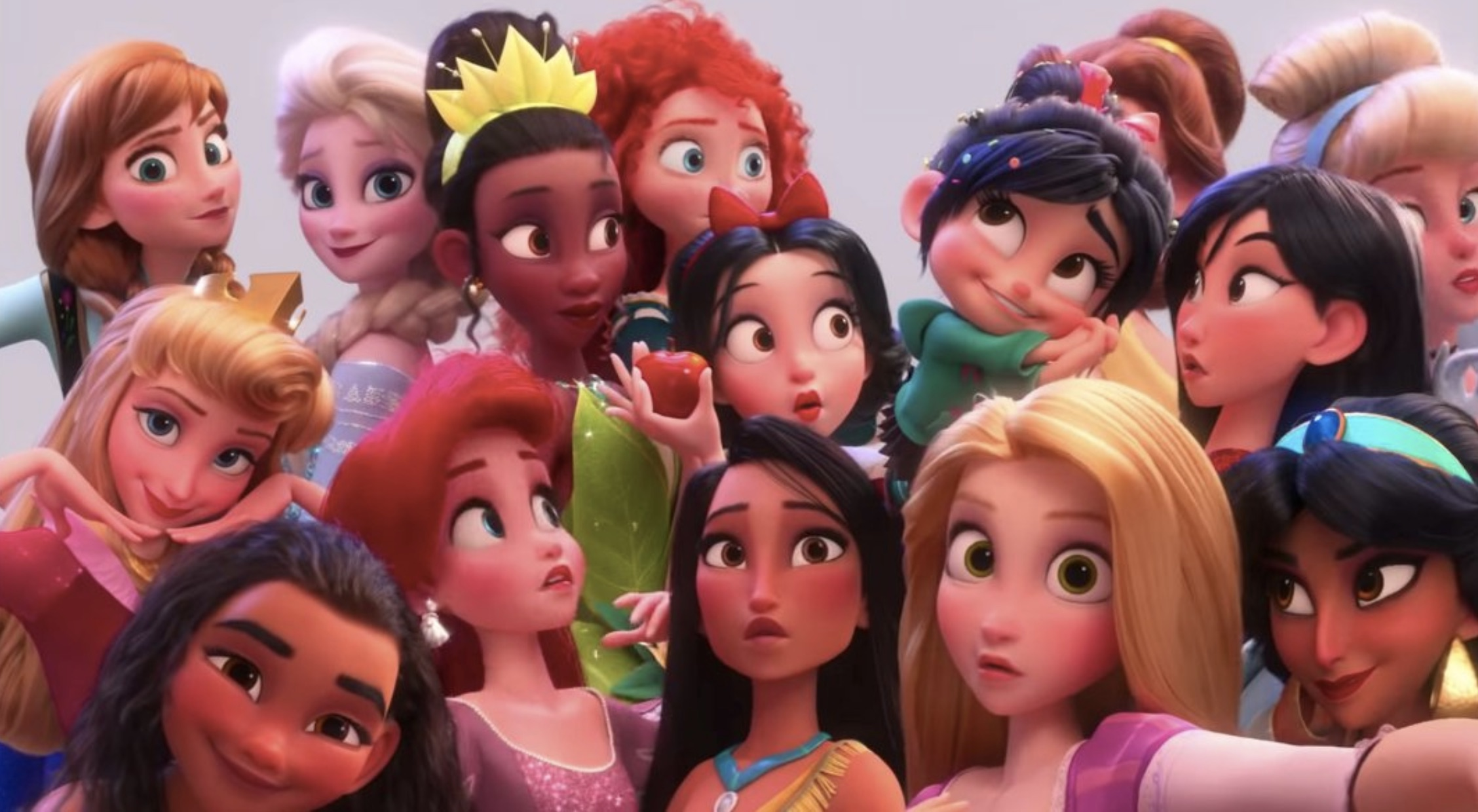 Disney just restored Princess Tiana's original skin tone amidst claims of colorism in the <em>Wreck-It Ralph 2</em> trailer