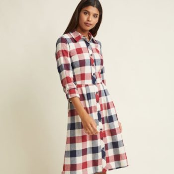 19 flannel pieces for your fall wardrobe that are a one-way ticket to cozytown