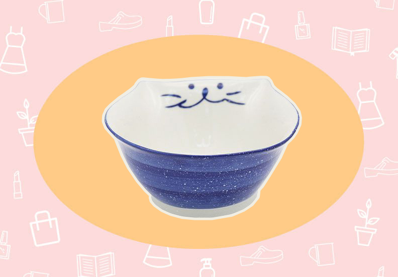 WANT/NEED: Cat-shaped bowls (because cats will never go out of style), and more stuff you want to buy