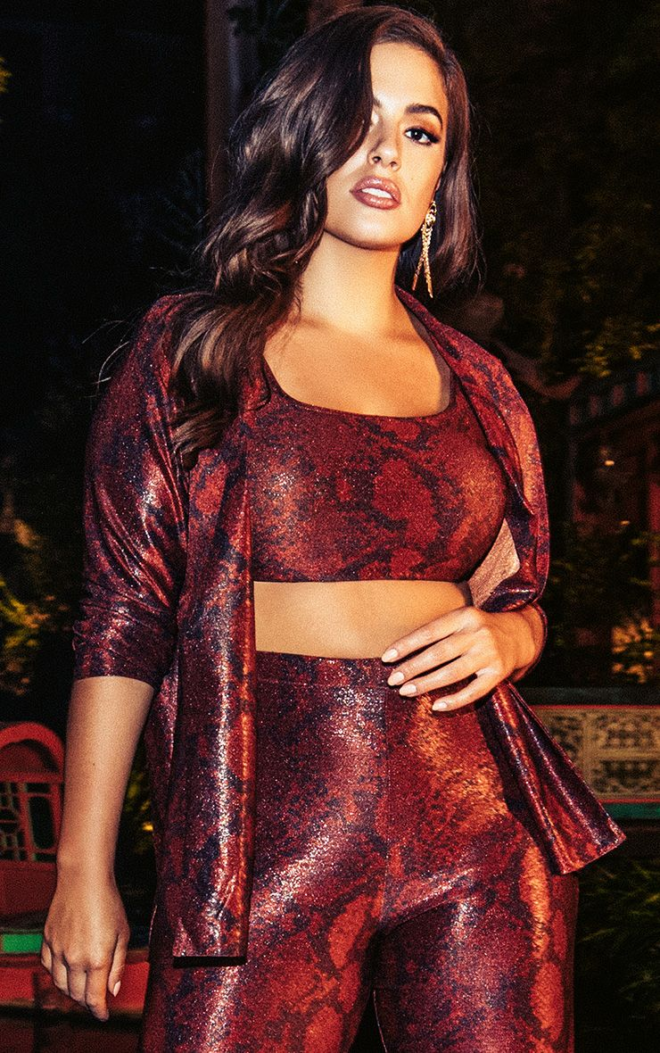 5f1173f7b Ashley Graham Collaborated With PrettyLittleThing On A Size ...