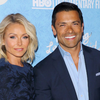 """Kelly Ripa responded to a troll who said she's """"too old"""" for husband Mark Consuelos"""