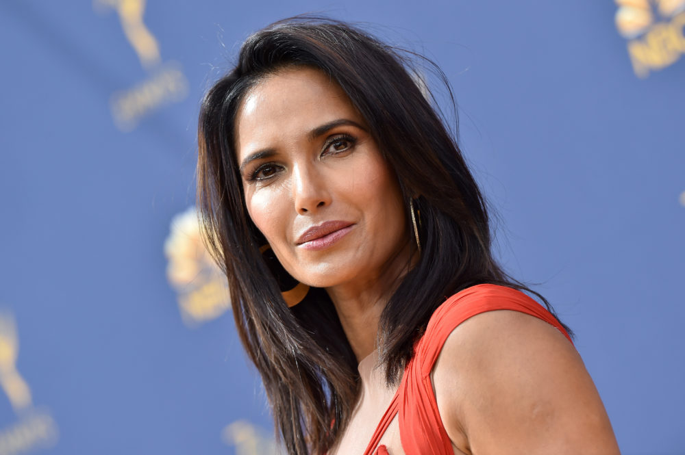 "Padma Lakshmi explained why she didn't report her rape at 16  in a heartbreaking ""NYT"" op-ed"