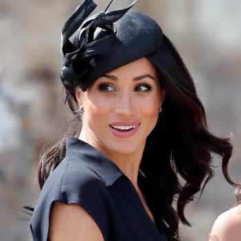 Meghan Markle ditched her signature beach waves, and the internet thinks she might be pregnant
