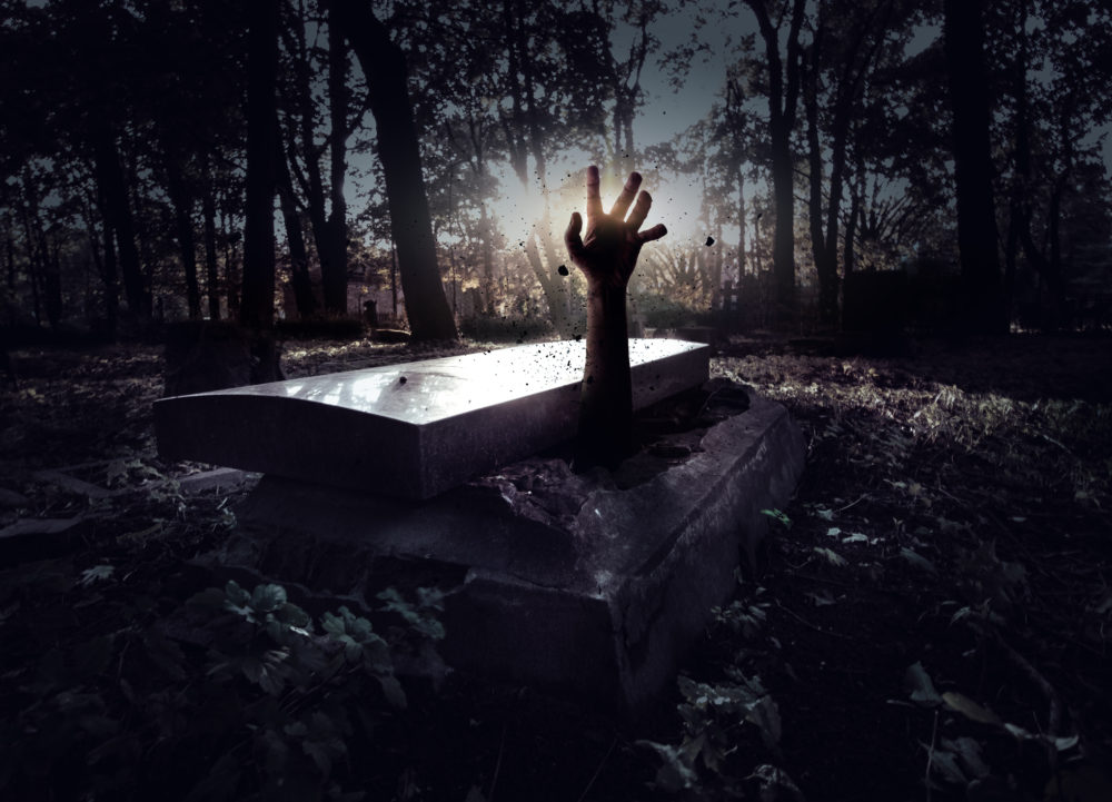 "This theme park is hosting a 30-hour ""coffin challenge,"" and it's exactly as it sounds"