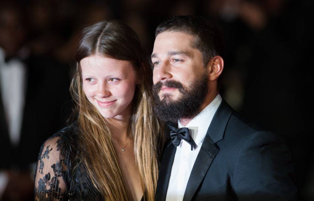 Shia LaBeouf and Mia Goth have filed for divorce