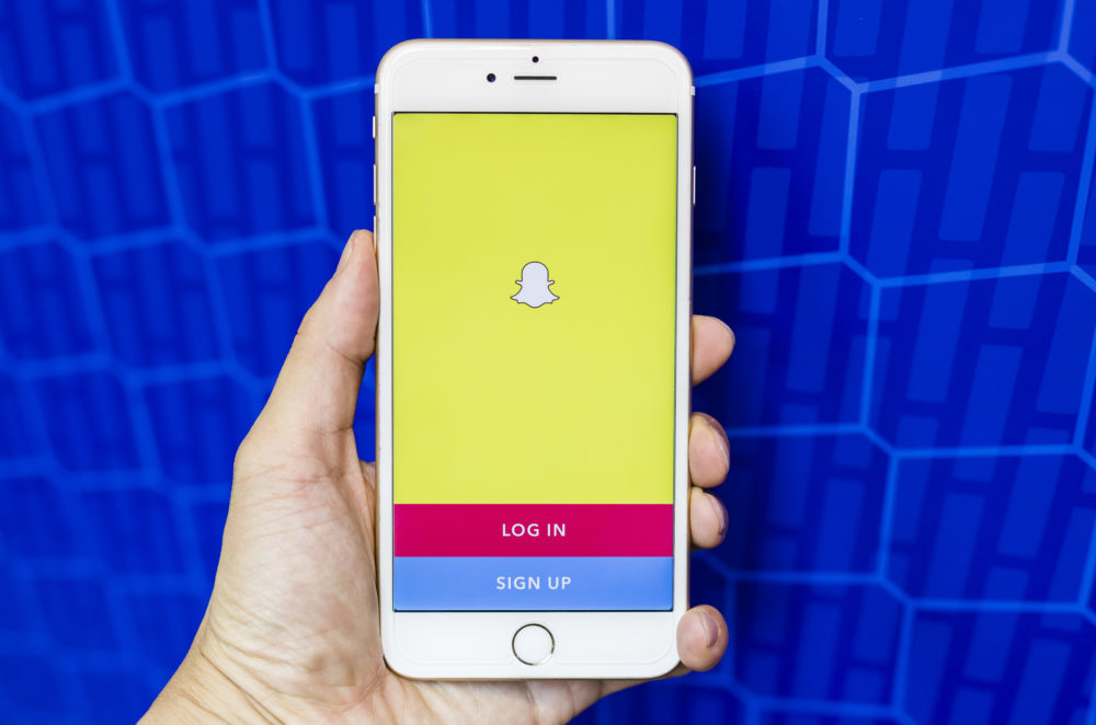 You can now register to vote through Snapchat, and here's how