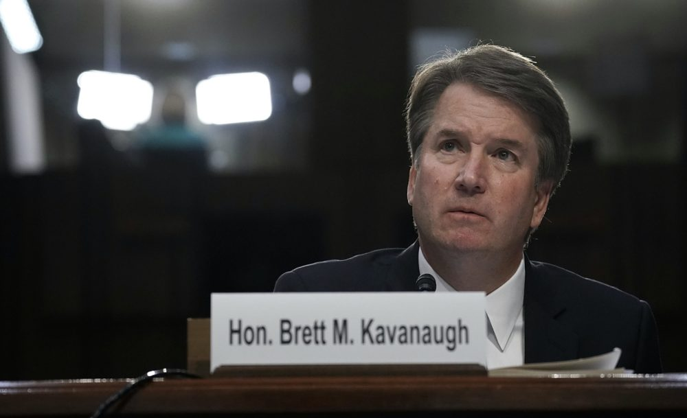 A third woman has come forward with allegations against Kavanaugh—and says he organized gang rapes in high school