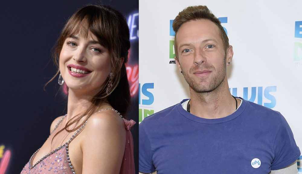 Dakota Johnson opened up about her relationship with Chris Martin for the first time ever