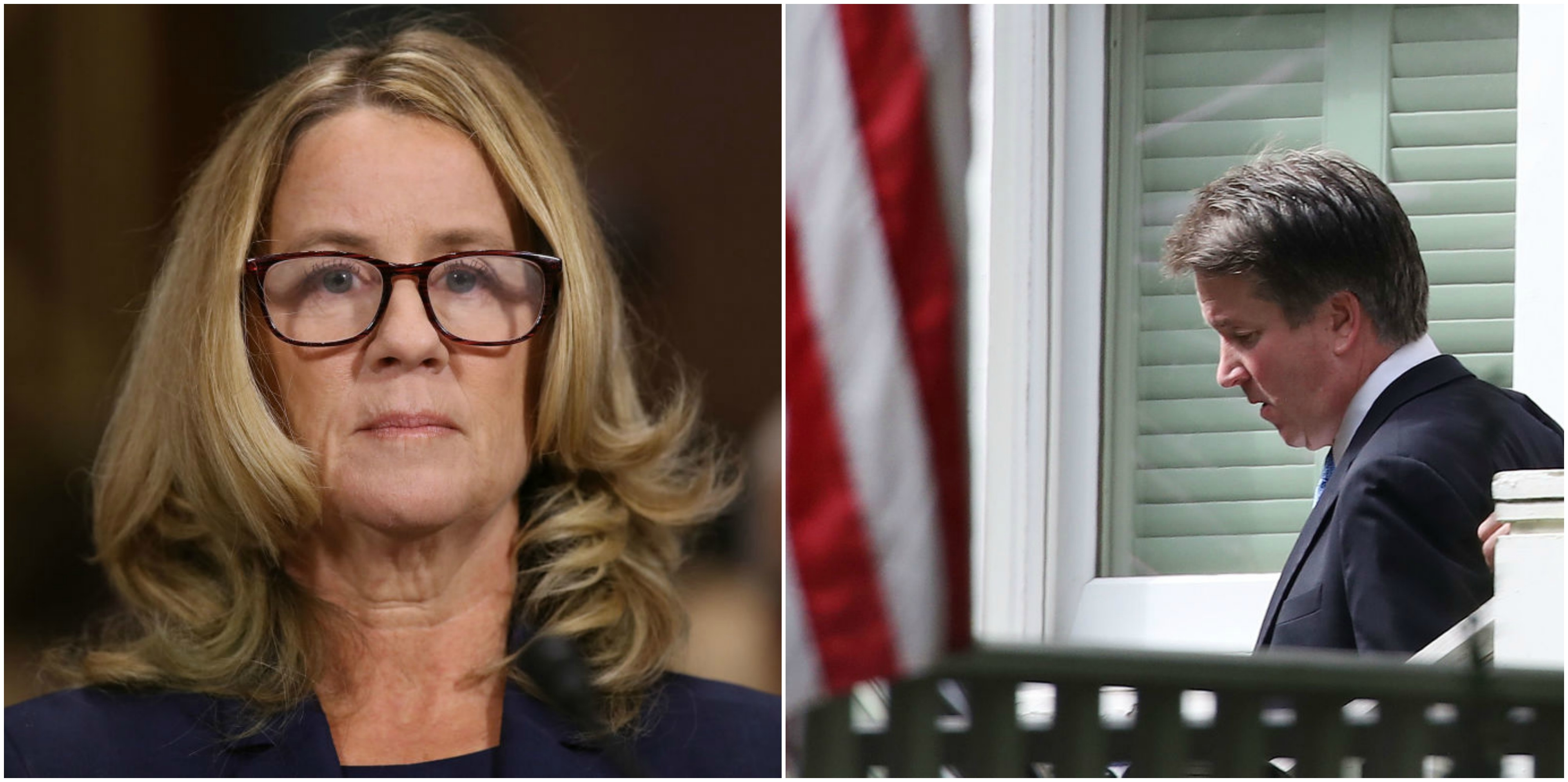 Brett Kavanaugh and Christine Blasey Ford are testifying before the Senate Judiciary Committee—get live updates