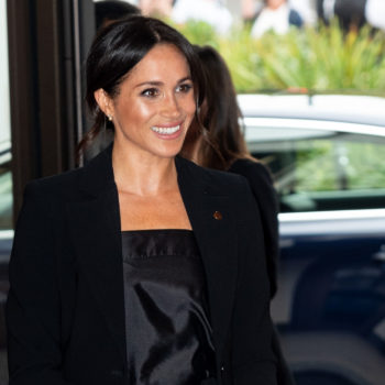 Meghan Markle's favorite kind of meditation is totally doable—even if you're not a duchess
