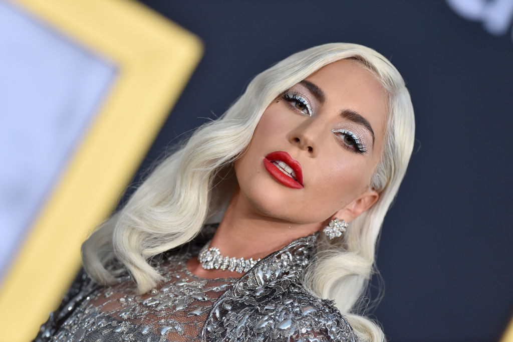 Lady Gaga revealed her first celebrity crush, and it feels very on-brand