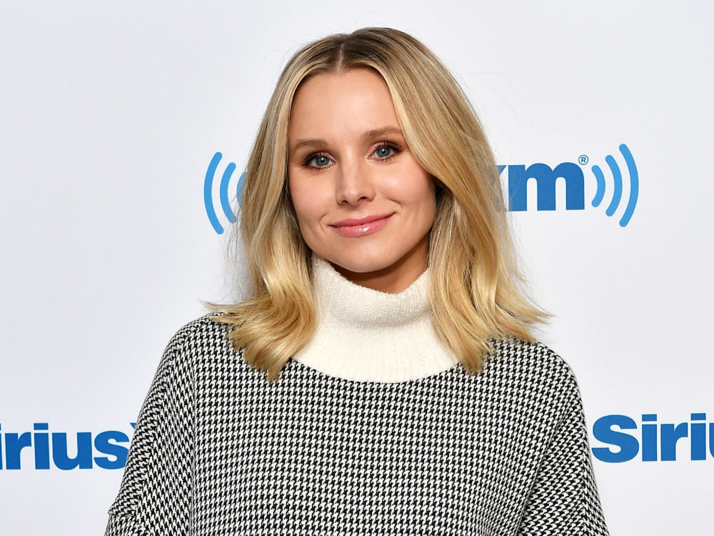 Kristen Bell read Trump's tweets in her scandalous <em>Gossip Girl</em> voice, and this feels right
