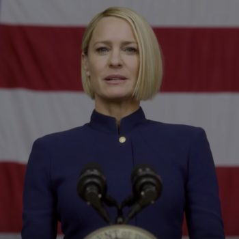 The first full Season 6 <em>House of Cards</em> trailer is here, and it's feminist AF
