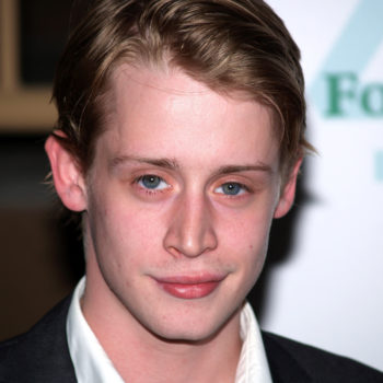 Macaulay Culkin tweeted J.K. Rowling to ask for a role in her next movie, and we could totally see this