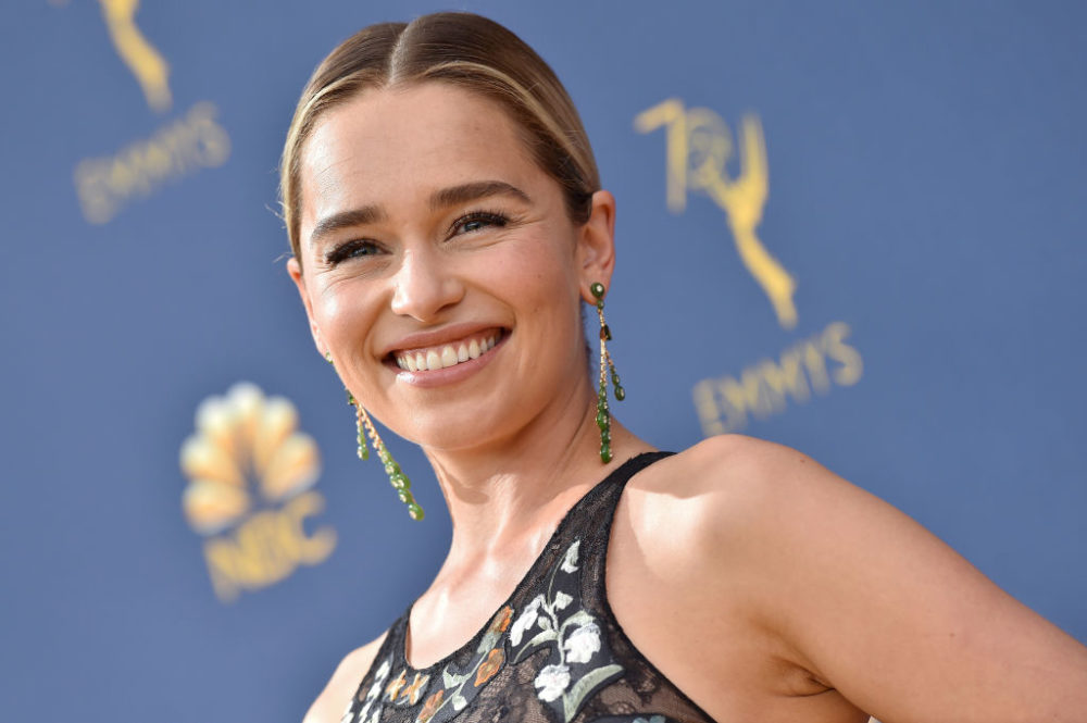 Emilia Clarke's new pixie haircut channels '90s Gwyneth Paltrow