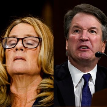 The Kavanaugh hearings showed the ugly truth of how men and women are conditioned differently
