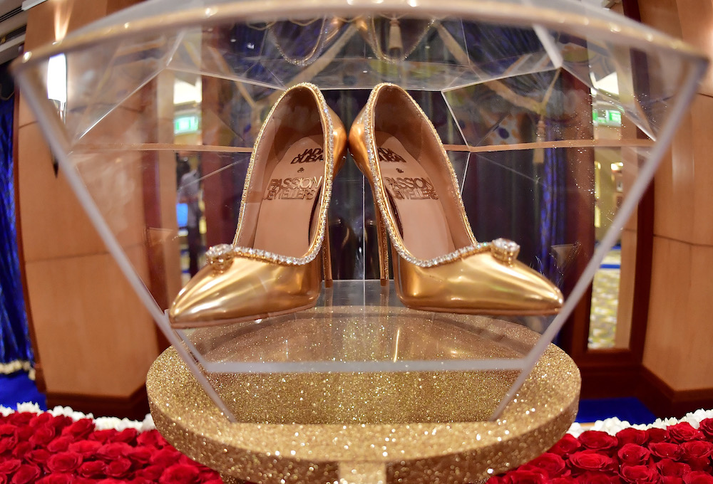 World's Most Expensive Shoes Debut in Dubai for $17 Million