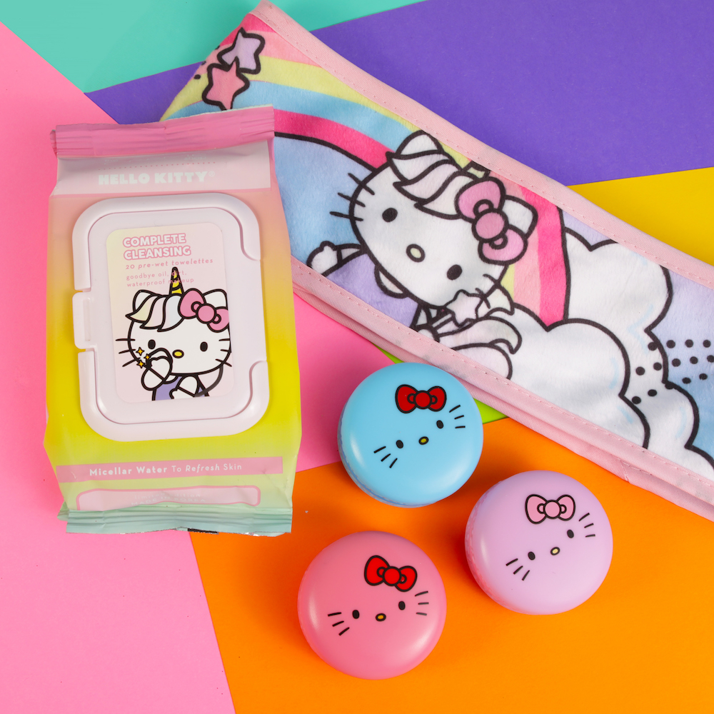 Sanrio and The Crème Shop just launched their collab, and everything is under $10