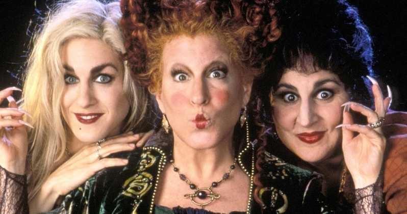 Freeform is showing <em>Hocus Pocus</em> and more of your faves during its 31 Nights of Halloween extravaganza